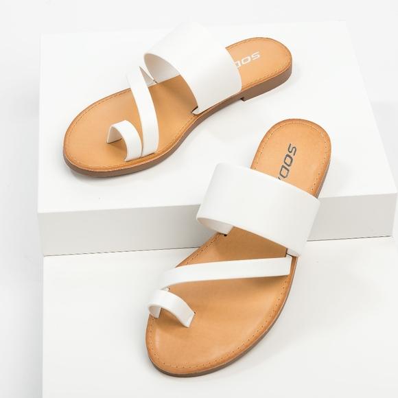 Toe Ring Sandals Joan | Poshmark